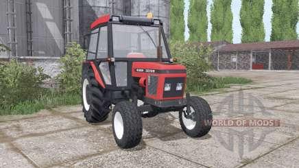 Zetor 4320 pour Farming Simulator 2017