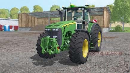 John Deere 8530 Räder GEWICHTE für Farming Simulator 2015