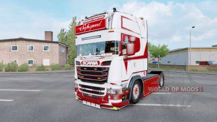 Scania R520 Sefospeed pour Euro Truck Simulator 2