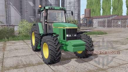 John Deere 7610 animation parts pour Farming Simulator 2017