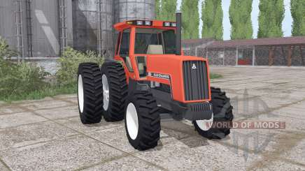 Allis-Chalmers 8050 dual rear pour Farming Simulator 2017