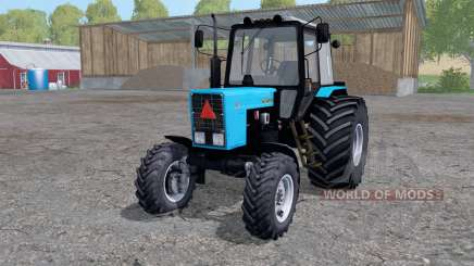 MTZ-82.1 animation pièces pour Farming Simulator 2015