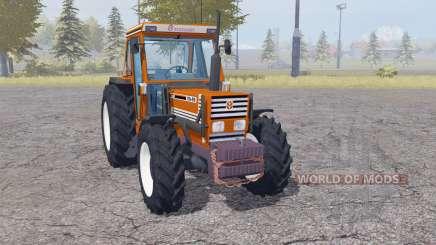 Fiatagri 110-90 DT front loader pour Farming Simulator 2013
