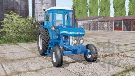 Ford 7610 loader mounting für Farming Simulator 2017