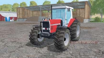 Massey Ferguson 3080 twin wheels für Farming Simulator 2015