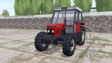 Zetor 5245 interactive control für Farming Simulator 2017