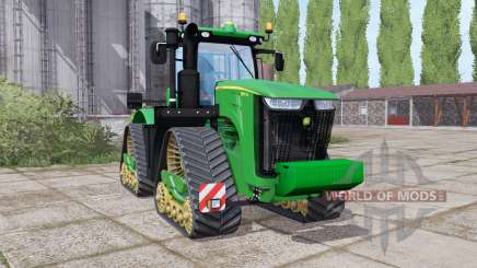 John Deere 9560RX green pour Farming Simulator 2017