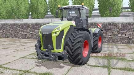 CLAAS Xerion 5000 Trac VC 2009 für Farming Simulator 2017
