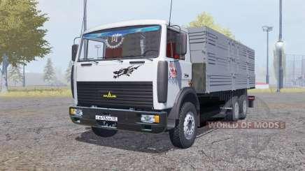 MAZ 6303А5-320 v2.0 für Farming Simulator 2013