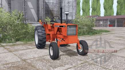 Allis-Chalmers 200 dual rear pour Farming Simulator 2017