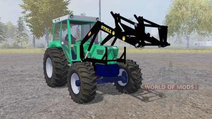 Torpedo TD 75 06 front loader pour Farming Simulator 2013
