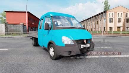 330232 GAZ GAZelle d'Affaires pour Euro Truck Simulator 2