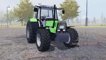 Deutz-Fahr DX 6.06 dual rear pour Farming Simulator 2013