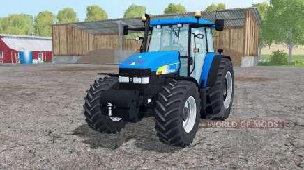 New Holland TM 155 2002 pour Farming Simulator 2015