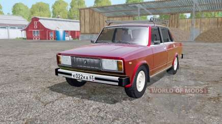 VAZ 2105 Lada animation Teile für Farming Simulator 2015