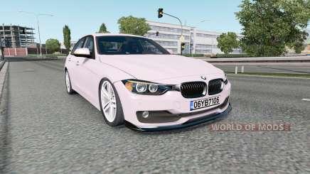 BMW 320i (F30) 2015 pour Euro Truck Simulator 2