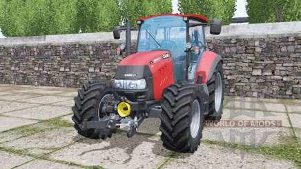 Case IH Farmall 105U Pro 2013 pour Farming Simulator 2017
