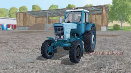 MTZ 52 Biélorussie avec chargeur pour Farming Simulator 2015