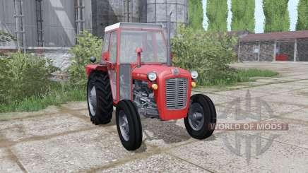 IMT 539 DeLuxe interactive control pour Farming Simulator 2017