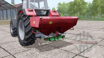 Unia MX 850 pour Farming Simulator 2017