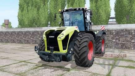 Claas Xerion 5000 Trac VC double wheels für Farming Simulator 2017