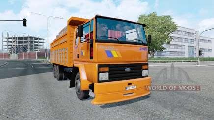 Ford Cargo 2520 v5.1 pour Euro Truck Simulator 2