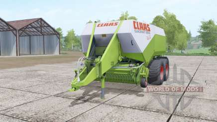 Claas Quadrant 2200 RC v1.1 pour Farming Simulator 2017