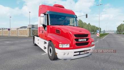Iveco PowerStar Strator 2005 v4.2 pour Euro Truck Simulator 2
