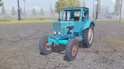 MTS 50 Belarus soft blue für Farming Simulator 2013