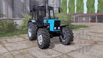 MTZ-82.1 animation pièces pour Farming Simulator 2017