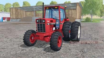 International 1086 dual rear pour Farming Simulator 2015