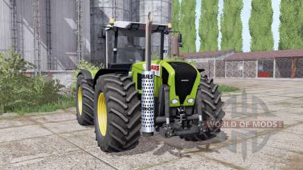 CLAAS Xerion 3800 Trac VC chip tuning pour Farming Simulator 2017