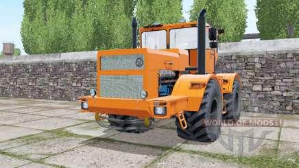 Kirovets K-701 avec le choix du moteur pour Farming Simulator 2017