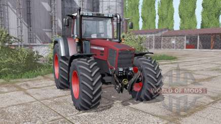 Fendt Favorit 816 Turboshift twin wheels für Farming Simulator 2017