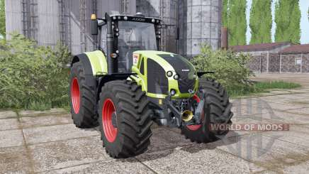CLAAS Axion 940 interactive control pour Farming Simulator 2017