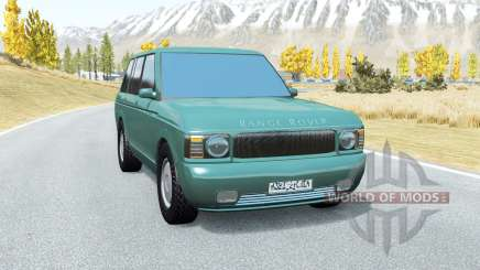 Land Rover Range Rover Vogue 1992 pour BeamNG Drive
