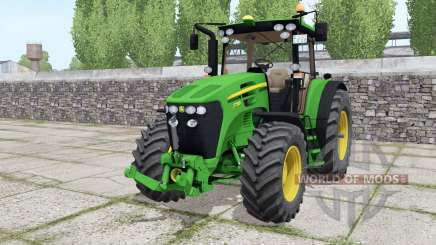 John Deere 7730 motor selection pour Farming Simulator 2017
