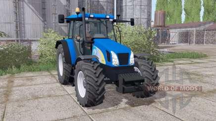 New Holland T5070 rundumleuchten pour Farming Simulator 2017
