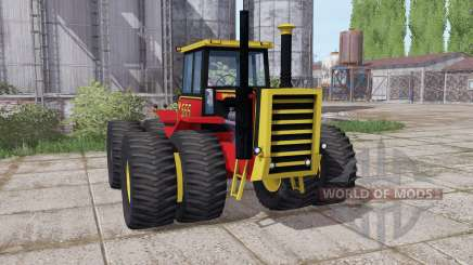 Versatile 555 1979 twin wheels pour Farming Simulator 2017