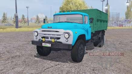 ZIL MMZ 554 1972 v2.0 für Farming Simulator 2013