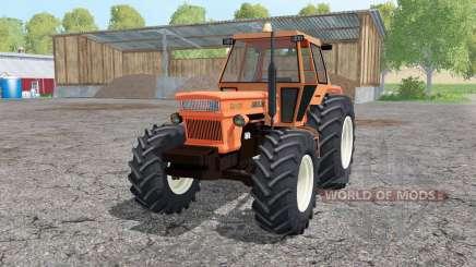 Fiat 1300 DT change wheels für Farming Simulator 2015