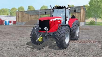 Massey Ferguson 6495 Dyna-6 2004 pour Farming Simulator 2015