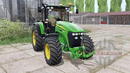 John Deere 7730 interactive control pour Farming Simulator 2017