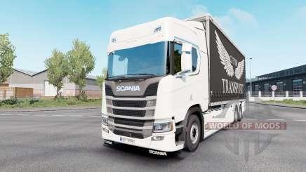 Scania S 730 Highline Tandem v1.1 pour Euro Truck Simulator 2