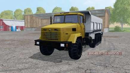 KrAZ 7140С6 für Farming Simulator 2015
