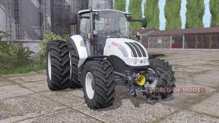 Steyr Multi 4115 configure für Farming Simulator 2017