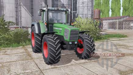 Fendt Favorit 818 Turboshift more configurations pour Farming Simulator 2017
