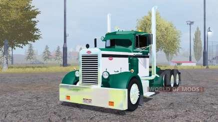 Peterbilt 281 v1.2 pour Farming Simulator 2013