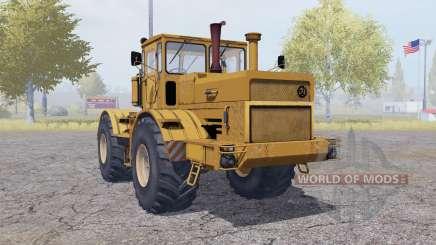 Kirovets K-700a variateur électronique de l'animation des portes pour Farming Simulator 2013