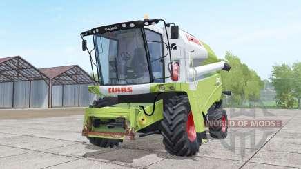 Claas Tucano 320 with header für Farming Simulator 2017